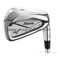Quality Mizuno MP-53 Irons for sale
