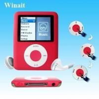 China Rotate touch key MP4 player on sale