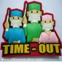 Quality Soft PVC Fridge Magnet for sale