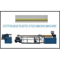Quality COTTON BUD PLASITC STICK MAKING MACHINE for sale