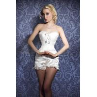 Buy cheap Elegant White Bowknot Bridal Corset from Wholesalers