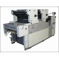 Quality Two Color Offset Printing Machine for sale