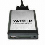 Quality Car MP3 Player, USB SD AUX CD Changer Adapter Supported for sale