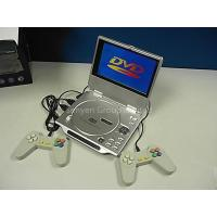Quality Portable  DVD/TV/Game/USB/MPEG4/Card reader/FM Transmitter with8 Monitor player for sale