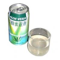 Quality Canned Aloe Vera Juice with pulp for sale