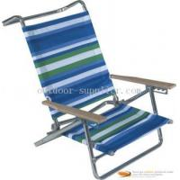 Buy cheap Comfortable beach lounge chair from Wholesalers