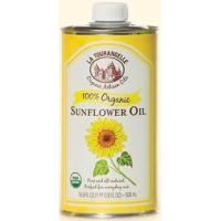Buy cheap 100% Organic Sunflower Oil from wholesalers