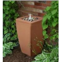 Quality Madison Fountain with Pressurized Rain Barrel Feature for sale