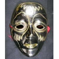 Quality Handicrafts HAA384: Brass Mask for sale