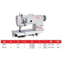 Quality High Speed Double Needle Corner Plain Sewing Machi for sale