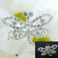 Quality Bridal jewelry Butterfly Bouquet jewelry $0.86~1.38/P for sale