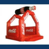 Quality Theme Coca Cola Bouncer for sale