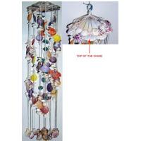 "Buy cheap 2430 - Large Sea Shell Wind Chime (24"" Tall ) from Wholesalers"