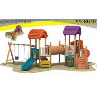Buy cheap Wooden Outdoor Playgrounds from Wholesalers