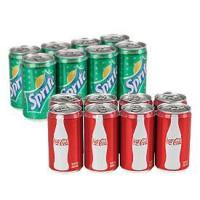 Quality Coca-Cola Mini Cans, 8-Pack for sale