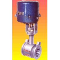 Quality ZDRF Electronic Electric Motor Eccentric Rotation Control Valve for sale