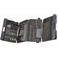 Buy cheap Power tool Accessories 204pc drill bits set from wholesalers