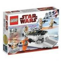 China Toys, Puzzles, Games & More Lego 8083 Star Wars Rebel Trooper Battle Pack on sale