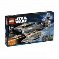 Quality Toys, Puzzles, Games & More Lego 8095 Star Wars General Grievous' Starfighter for sale