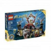 Quality Toys, Puzzles, Games & More Lego 8078 Portal Of Atlantis for sale