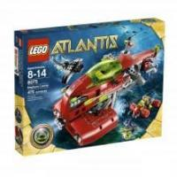 Quality Toys, Puzzles, Games & More Lego 8075 Atlantis Neptune Carrier for sale