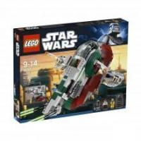 Toys, Puzzles, Games & More Lego 8097 Star Wars Slave I