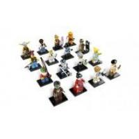 Toys, Puzzles, Games & More Lego 8804 Minifigures Series 4