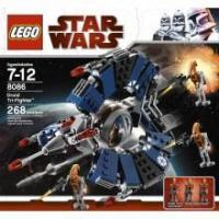 Quality Toys, Puzzles, Games & More Lego 8086 Star Wars Droid Tri-Fighter for sale