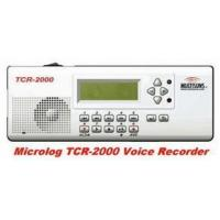 Buy cheap MicroLog TCR-2000 Single Voice Recorder from Wholesalers