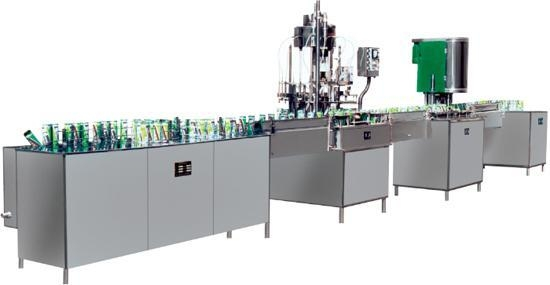 Buy 13. The production Line of Can juice (Non-carbonated) at wholesale prices