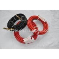 Quality high pressure rubber hose 3/8X15m high pressure hose paint sprayer for sale