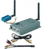 Quality 2.4GHz 4 Channels Vidoe and Audio Synchronization Receiver for sale
