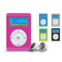 Quality Mini Shuffle LCD MP3 Player for sale