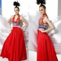 Quality Red tape dress evening dress ladies evening dresses ladies for sale
