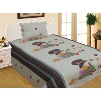 China 100% Cotton Printed Quilts for Girls on sale