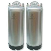 Quality Ball Lock - NEW - 5 Gallon Kegs - 2 Pack for sale