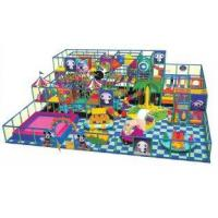 Quality Children Indoor Playground Equipments with High Density Sponge Case A-09001 for sale