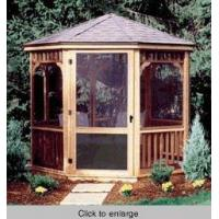 San Marino & Monterey Gazebo Door & Screen Kit - Handy Home Products