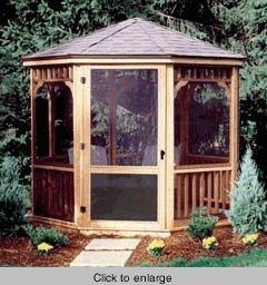 Buy San Marino & Monterey Gazebo Door & Screen Kit - Handy Home Products at wholesale prices