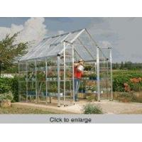 Quality Snap and Grow Silver 8 x 16 Greenhouse Kit for sale