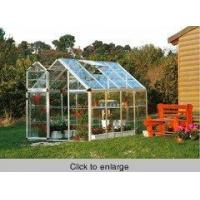 Quality Snap and Grow Silver 6 x 16 Greenhouse Kit for sale