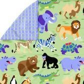Buy Wild Animals Full/ Queen Comforter at wholesale prices