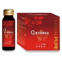 Quality CRYSTALPURE Deluxe Tense Up Collagen Drink for sale