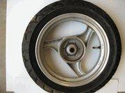 "Buy cheap 12"" alloy wheel with tire from Wholesalers"