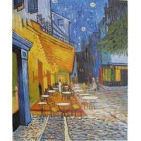 Quality Cafe Terrace at Night for sale