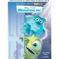 China MONSTERS, INC., DISNEY,Two-Disc Set,Collector's Edition on sale