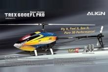 Buy ALIGN T-REX 600E PRO Flybarless Super Combo (New ICE2 80HV ESC) at wholesale prices