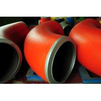 Quality High Pressure Pipe Fitting ASME A234 WP91 90 Degree Elbow LR for sale