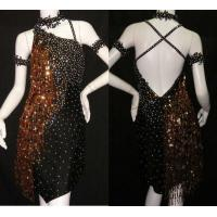 Quality Latin dance dress BB-LD018 for sale