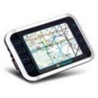 Quality All-In-One Car/Portable 3.5inch Touch Screen GPS Navigation for sale